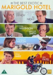 the best exotic marigold hotel - DVD
