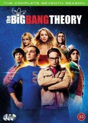 the big bang theory - sæson 7 - DVD