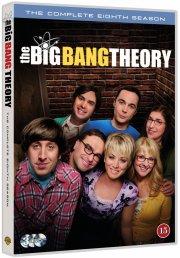 the big bang theory - sæson 8 - DVD