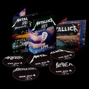 the big four - metallica/slayer/megadeth/anthrax live from sonisphere - deluxe edition - DVD