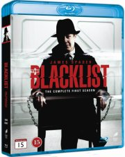 the blacklist - sæson 1 - Blu-Ray