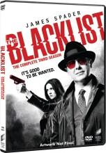 the blacklist - sæson 3 - DVD