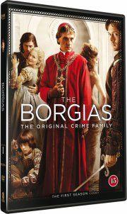 the borgias - sæson 1 - DVD