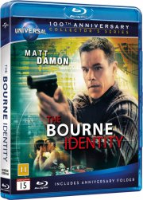 the bourne identity - 100th anniversary edition - Blu-Ray