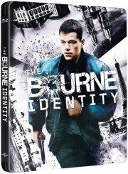 the bourne identity - steelbook - Blu-Ray