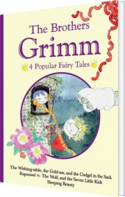 the brothers grimm - 4 popular fairy tales iii - bog