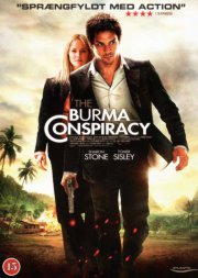 the burma conspiracy - DVD