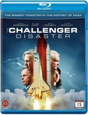 the challenger disaster  - Blu-Ray