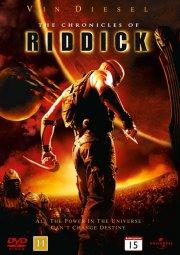 the chronicles of riddick - DVD