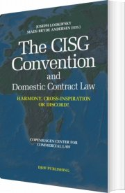 the cisg convention and domestic contract law - bog