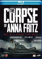 the corpse of anna fritz - Blu-Ray