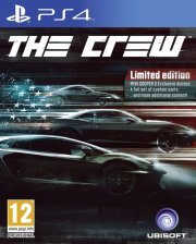 the crew - limited edition - PS4