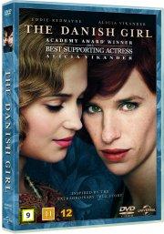 den danske pige dvd / the danish girl - DVD