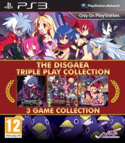 the disgaea triple play collection - PS3