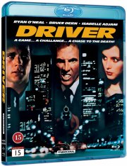 the driver - Blu-Ray