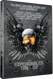 the expendables trilogy - DVD