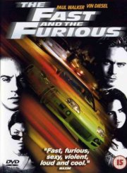 the fast and the furious - DVD