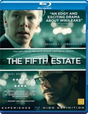 the fifth estate - Blu-Ray