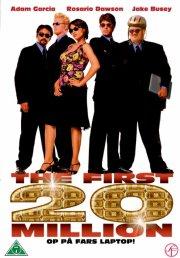 the first 20 million dollars - DVD