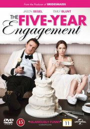 the five year engagement - DVD