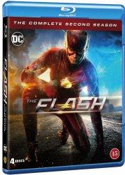 the flash - sæson 2 - Blu-Ray