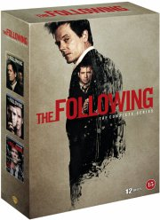 the following - den komplette serie - DVD