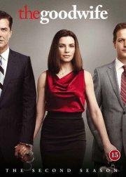 the good wife - sæson 2 - DVD