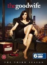 the good wife - sæson 3 - DVD