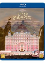 the grand budapest hotel - Blu-Ray