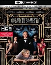 den store gatsby - 4k Ultra HD Blu-Ray