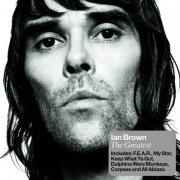ian brown - the greatest - cd