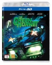 the green hornet - 3d - Blu-Ray