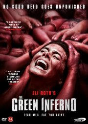 the green inferno - DVD