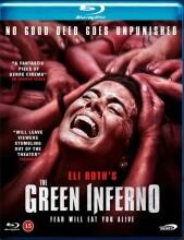 the green inferno - Blu-Ray