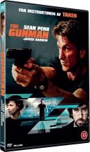 the gunman - 2015 - DVD
