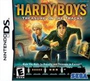 the hardy boys: treasure on the tracks - nintendo ds