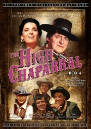 the high chaparral - boks 4 - DVD