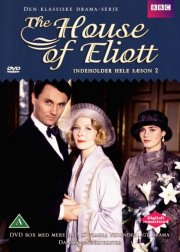 the house of eliott - sæson 2 - DVD