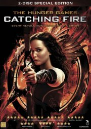 the hunger games 2: catching fire - special edition - DVD