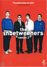 the inbetweeners - sæson 2 - DVD