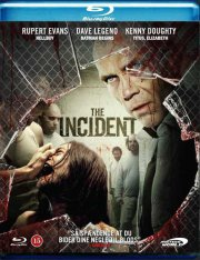 the incident - Blu-Ray