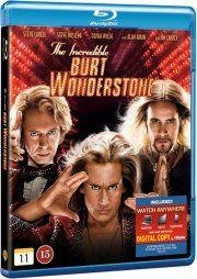 the incredible burt wunderstone - Blu-Ray