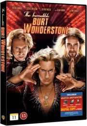 the incredible burt wunderstone - DVD