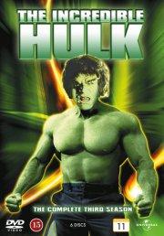 the incredible hulk - sæson 3 - DVD