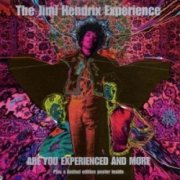 the jimi hendrix experience - are you experienced and more - cd