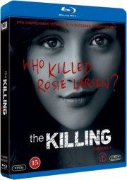 the killing - sæson 1 - Blu-Ray