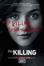 the killing - sæson 1 - DVD