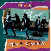 the kinks - state of confusion  - Re-Release