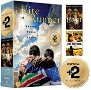 the kite runner / kikujiro / the escapist - DVD