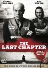 the last chapter - boks 1 - the war begins - DVD